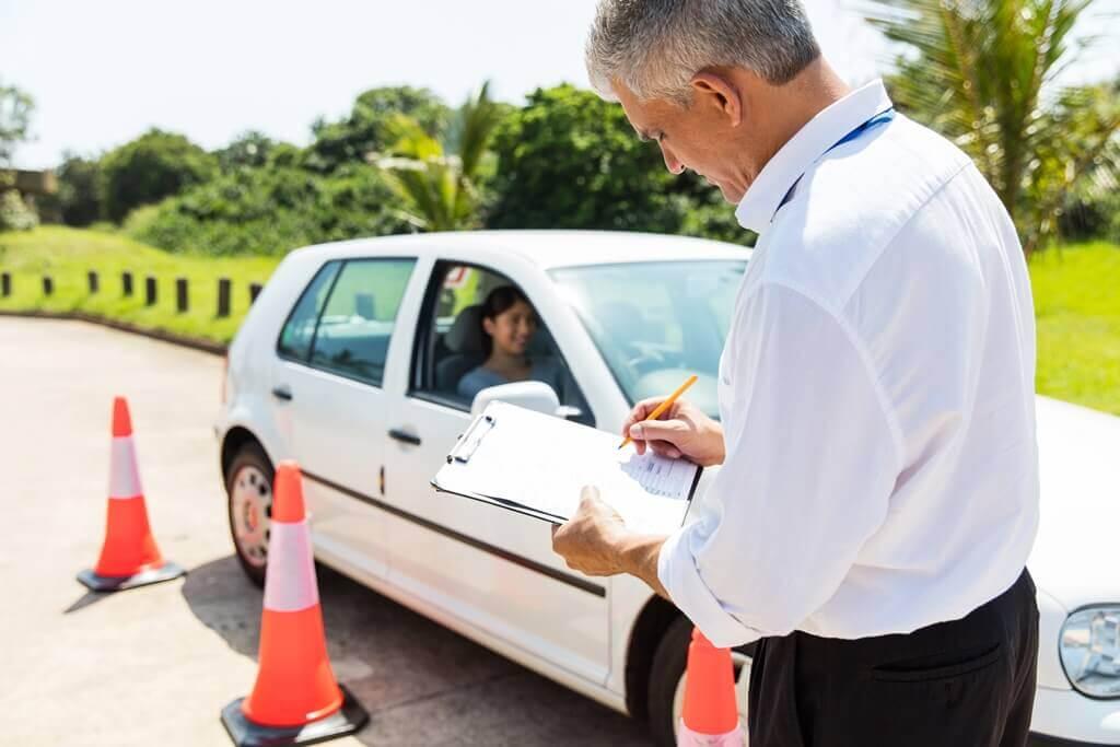 רישיון לנהג רכב פרטי